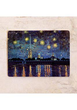 Картина Петропавловская крепость