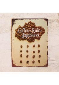 Кофе и дождь