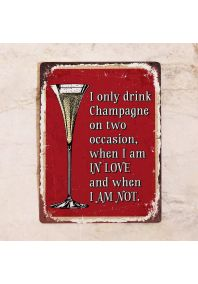Champagne forever