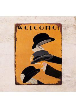 Welcome, gents