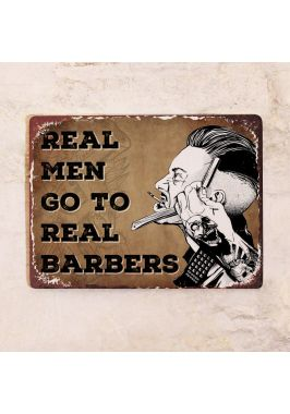 Real barber