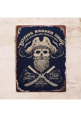 Pirate Barber Shop