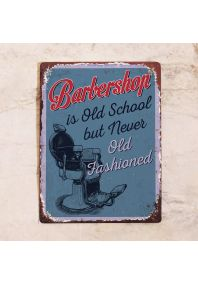 Never Old Fashioned