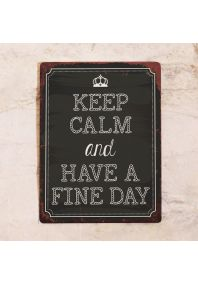 Have a fine day