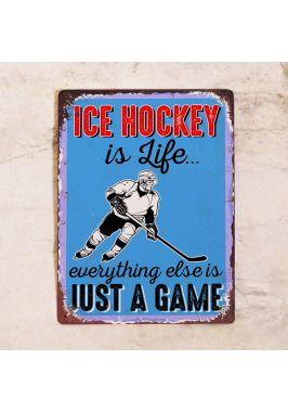 Табличка Ice hockey. Купить