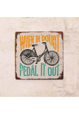 Pedal it out