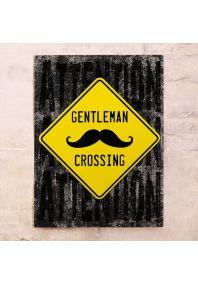 Gentleman Crossing