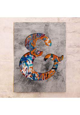 Граффити амперсанд