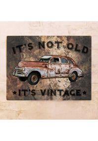 It's vintage