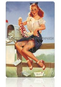 Pin up girl 5