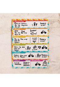 Магнитно маркерное расписание для детей