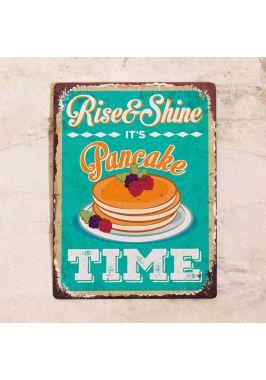 Табличка Pancake time!