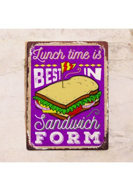 Табличка Сендвич