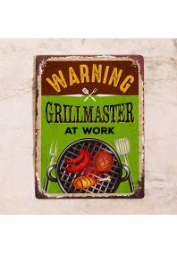 GrillMaster at work
