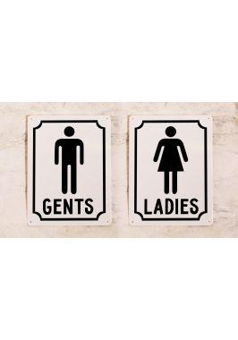 Набор Gents&Ladies (Белый)