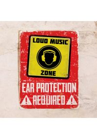 Loud music zone