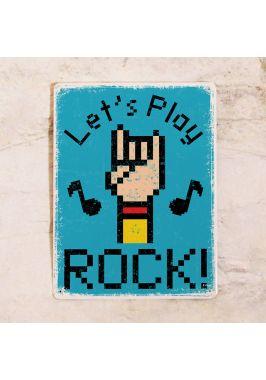 8-bit rock