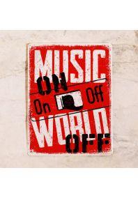 Music: ON World:OFF
