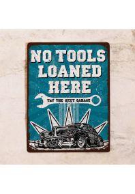 No tools
