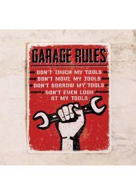 Правила гаража