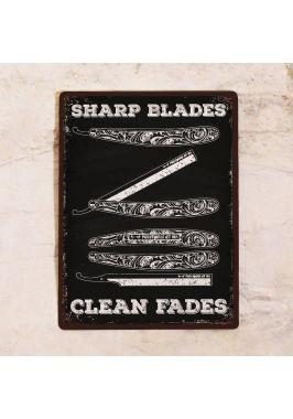 Табличка Лезвия для бритья