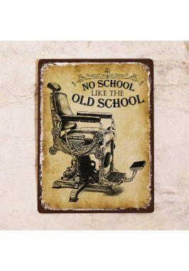 Табличка Oldschool