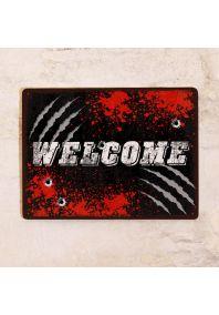 Добро пожаловать (Welcome) страшная на Хеллоуин