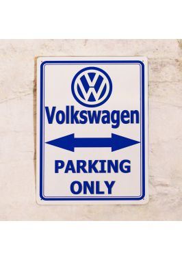 Парковочная табличка Volkswagen