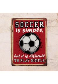 SOCCER is simple