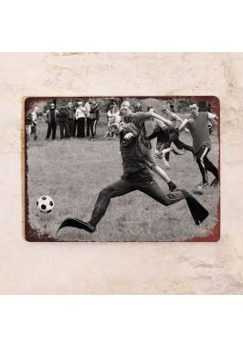 Футбол в ластах
