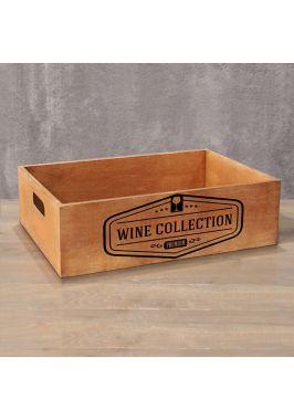 Деревянный ящик Wine Collection