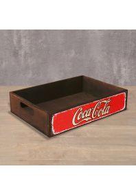 Деревянный ящик Coca-Cola