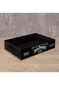 Деревянный ящик Jack Daniel's