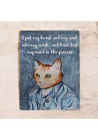 Van Gogh cat