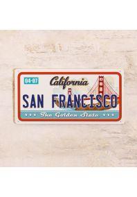 Автономер Сан-Франциско