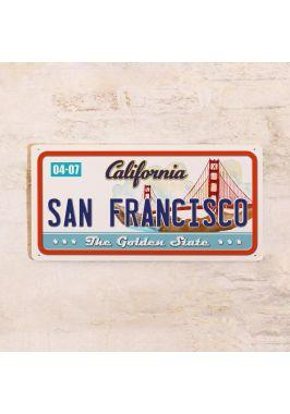 Американский номер Сан-Франциско