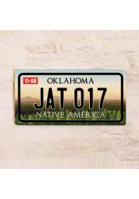 Номер Оклахома