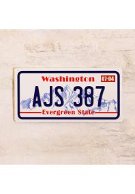 Автономер Вашингтон