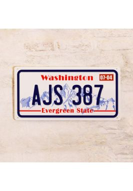 Американский номер Вашингтон
