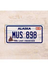 Автономер Аляска