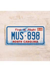 Номер Северная Каролина