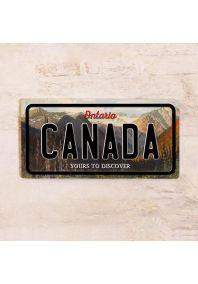 Номер Ontario Canada