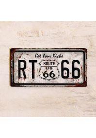 Автономер Route 66