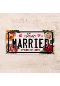 Номер Just Married