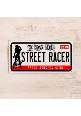Автономер Street Racer