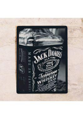 Жестяная табличка Jack