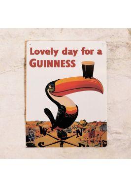 Легендарная табличка Guinness
