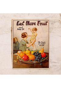 Ешь больше фруктов