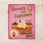 Donuts & cupcakes