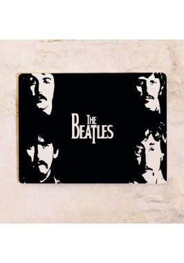 Жестяная табличка The Beatles
